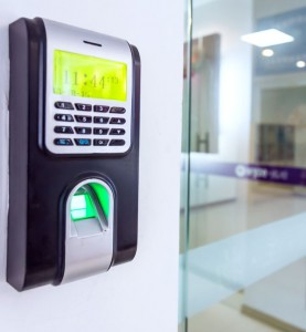 Door Access Control Perth - Biometric Scanner